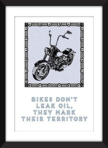 Motorrad-Zitat