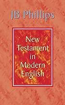 J. B. Phillips New Testament in Modern English