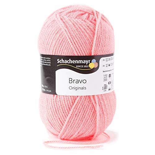 Schachenmayr Bravo 9801211-08341 begonie Handstrickgarn, Häkelgarn