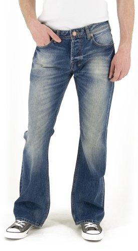 LTB Jeans Herren Jeans Low Rise cut 5044 / Tinman - Blau (Powder Aged 1241), W40 / L36
