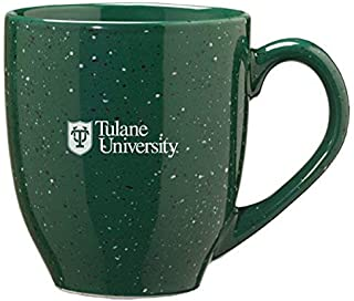 LXG, Inc. Tulane University - 16-Ounce Ceramic Coffee Mug - Green