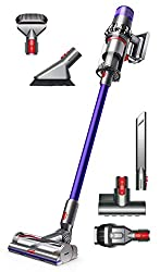 The V11 Animal Features a Built-in LED Screen which displays cleaning modes and lets you switch easily between Eco, Auto and Boost (Upgrade to the V11 Torque Drive for the Full Color LCD Screen Option) The Next Generation of Dyson's Powerful 7-Cell L...