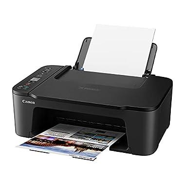 Canon PIXMA TS3520 Compact Wireless All-in-One Printer, Black