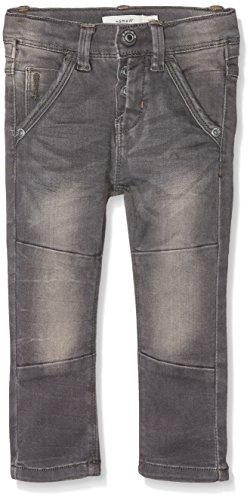 Name It Nmmtheo Dnmclas 6001 Pant Noos Jeans, Gris (Light Grey Denim), 80 Bébé garçon