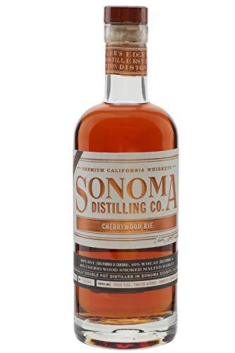 Sonoma County CHERRYWOOD RYE Whisky 0,7 Liter