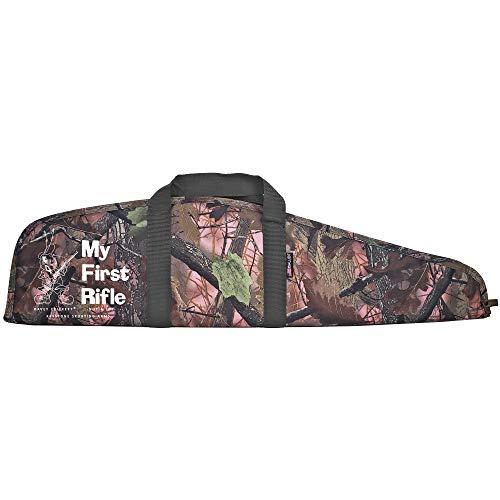 Crickett Padded Rifle Case, One Size, Pink Camo