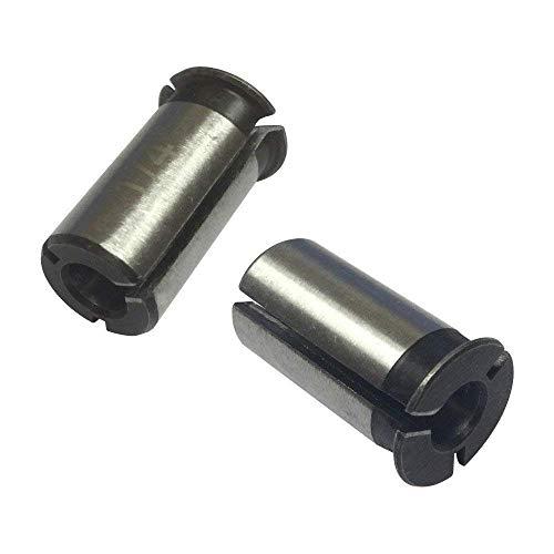 Ryobi 672036001 PK2 Collet Adaptors - 1/4