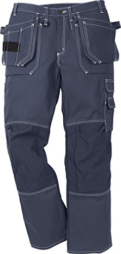 Fristads Kansas Workwear 100282 Handwerkshose Gr. 30W x 32L, dunkelgrau
