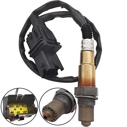Automotive-leader 234-5060 O2 Oxygen Sensor Upstream Wideband AFR Sensor Replaces PLX AEM 30-2001 30-4100 for Nissan 04-09 Altima Maxima Murano Quest 04-06 Titan; 06-08 M35 06-10 M45 Q45 QX56 G35 350Z