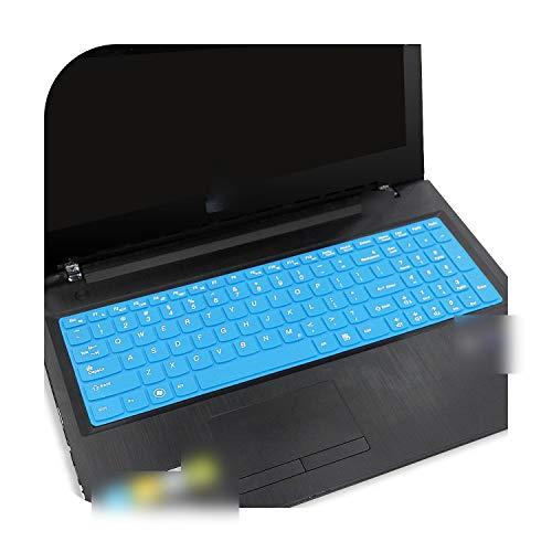 15 Inch Silicone Keyboard Cover for Lenovo Z510 570 B590 Z50 Z501 Y50 V2000 V4000 Flex2 G50-80 Y50P-70 Y700 Y580 Y570 Y500 Y510P-All Blue