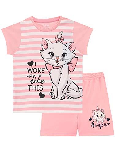 Disney Pijamas para Niñas Aristocats Rosa 4-5 Años