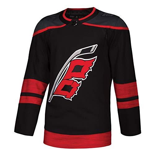 Carolina Hurricanes Alternate Black NHL Men's Climalite Authentic Team Hockey Jersey (52/L)