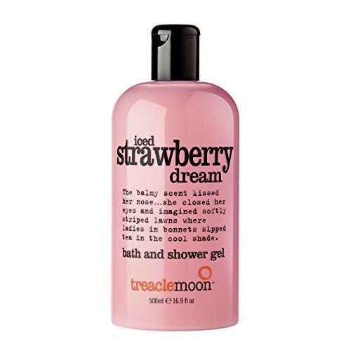 Treaclemoon bath and shower gel iced strawberry dream 500 ml/Englische Version