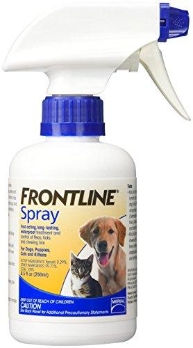 Frontline Primera línea de pulgas y garrapatas Spray - 8.5 oz