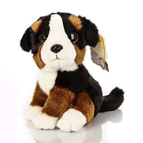 DXMRWJ Gefüllte Plüschtier - Otto Brown Charakter sitzende Puppe Figur