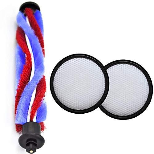 Fantisi 1 cepillo rodillo, 2 filtros de repuesto para aspiradoras Proscenic P8...
