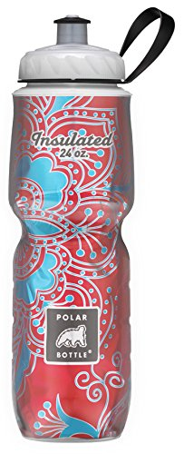 Polar Bottle Unisex's Insulated Water Bottle-Bandana, 24 oz/0.7 litres