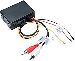 XTRONS Optical Fiber Head Unit Replacement Decoder Box for Mercedes-Benz E/CLS/SLK/SL/CLK Series