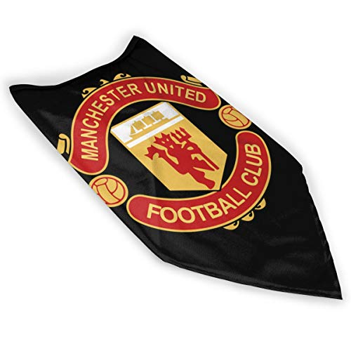 Manchester United Windproof Dustproof Shield Scarf Face Mouth Mask Insect Sand Protection Sports Mask for Outdoor Sports
