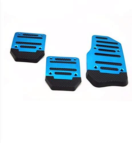 HAHASG Piezas de automóvil Pedal Antideslizante Bloque Manual/Freno de Acelerador automático Suministros...