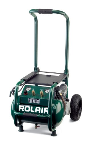 Rolair VT25BIG 2.5 HP Wheeled Compressor