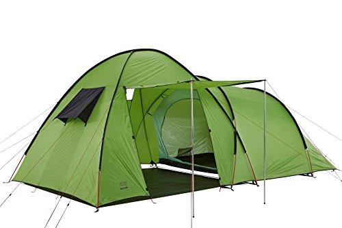 Grand Canyon Fraser 3 - Tenda da campeggio (tenda da 3 persone), verde, 302036