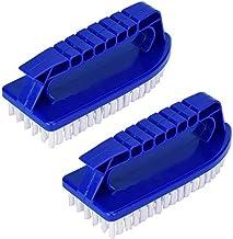 Cepillo de limpieza para piscinas pequeñas, ropa, 2 unidades