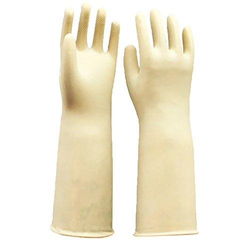 Gummi Latex Handschuh