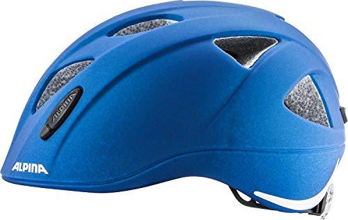 Alpina Unisex Jugend XIMO L.E. Fahrradhelm, Blue, 45-49 cm - 3