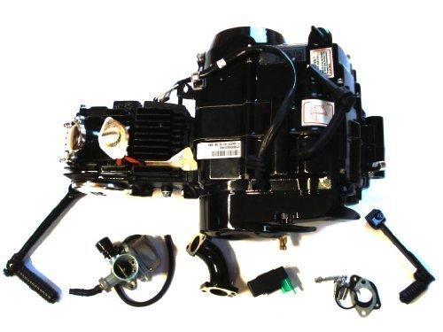 HMParts Lifan Motor-Set 125ccm 1P54FMI nur Kickstart Pit Bike Dirt Bike Monkey
