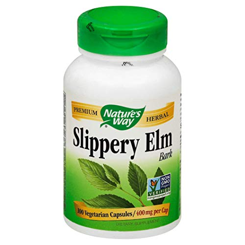 Natures Way Slippery Elm Bark