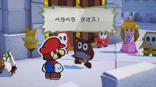 ペーパーマリオオリガミキング-Switch