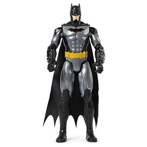 Batman 6056690 Figura de acción táctica de Renacimiento de 30,5 cm, Gris