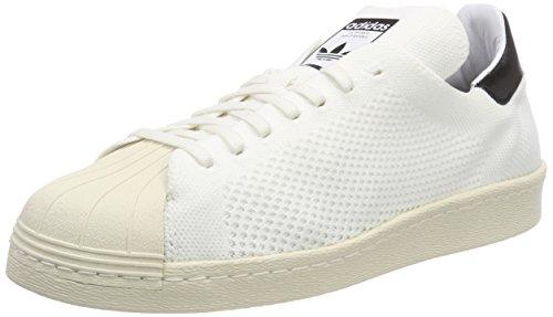 adidas Superstar 80s PK, Zapatillas de Gimnasia Hombre, Blanco (Off White/Off White/Core Black 0), 38 EU