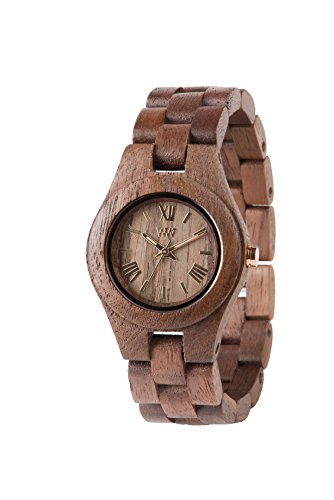 WEWOOD Damen Analog Quarz Uhr mit Holz Armband WW21003