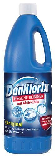 DanKlorix Hygiene-Reiniger Original - 8X 1.5 Liter