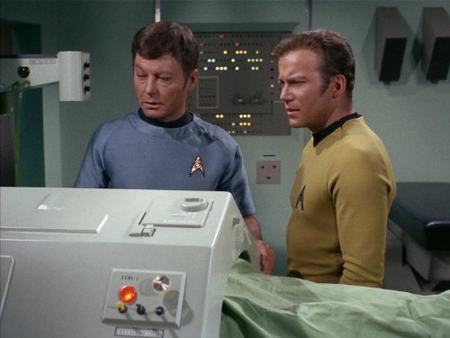 Spock's Gehirn