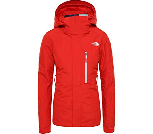 THE NORTH FACE Damen Garner Triclimate Skijacke rot L