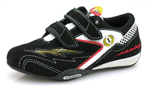 PRIMIGI Jungensneaker Sportschuhe Boy Sneaker Schuhe schwarz EU 28