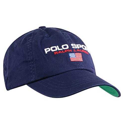Gorra Polo Sport Golf Basic Azul Hombre Unica Azul