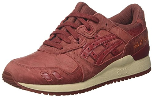 Asics Gel-Lyte Iii, Sneaker Unisex – Adulto, Marrone (Russet Brown / Russet Brown), 42 EU