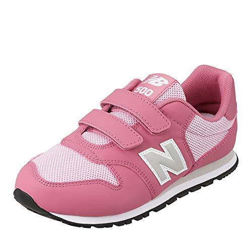 New Balance - Zapatillas para niño/a YV500 Rosa 35