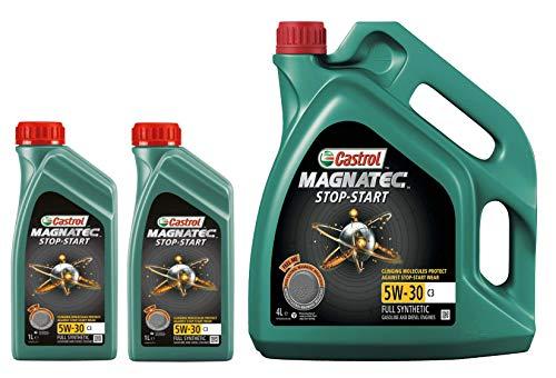 Castrol Magnatec Stop-Start 5W-30 C3 Vollsynthetisch 6 Liter