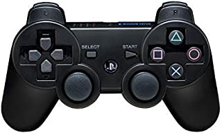 DIG DualShock Wireless Vibrating Controller for PlayStation 3 | Professional USB PS3 Wireless Gamepad for PlayStation 3/PS...