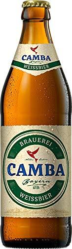 Weissbier 0,5 l Flasche - Camba Bavaria