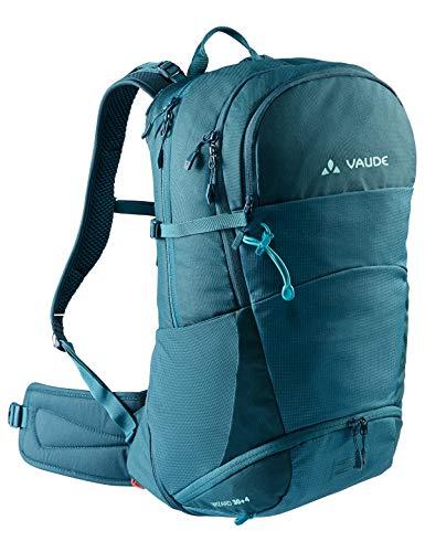 VAUDE 14568 Unisex adulto Mochilas 30-39L, Blue Sapphire, 34 Litros