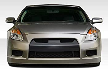 Extreme Dimensions Duraflex Replacement for 2008-2009 Nissan Altima 2DR GT-R Front Bumper Cover - 1 Piece