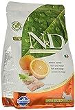 n&d low grain n&d grain free mini con pesce oceanico e arancia secco cane gr. 800, multicolore, unica