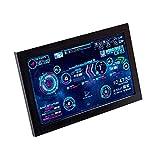 MBKE 7 Pollici 1024 x 600 AIDA64 CPU Temperatura Monitor Dinamico Display Schermo per Computer Case Sub Display