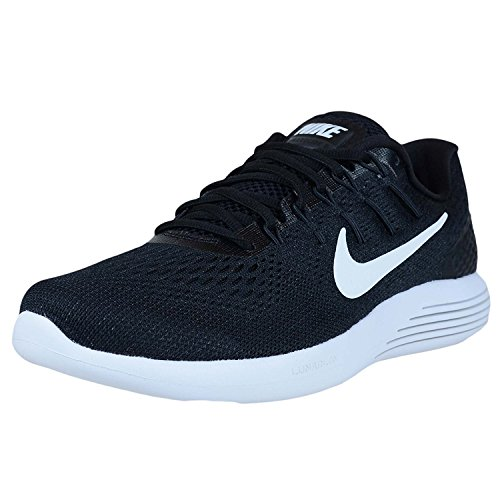 NIKE Lunarglide 8 Men's Running Shoe (6 D(M) US, Black/White/Anthracite)